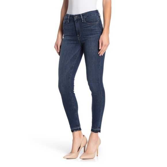 Good American Denim - NWT Good American Good Legs Cropped Jeans